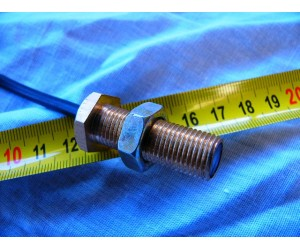 čidlo senzor rychlosti / tachometru 3 kabely